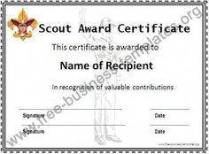 Wood badge certificate scouting pinterest badges and certificate boy scout certificate template review at kaboodle yadclub Choice Image