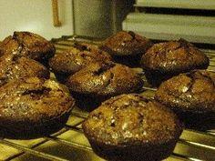 Chokolade/kaffe muffins 4
