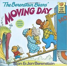 The Berenstain Bears' Moving Day: Stan Berenstain, Jan Berenstain: 9780394848389: Amazon.com: Books