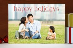 Timeless Greeting by b.wise papers at minted.com