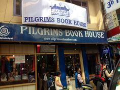 Pilgrims Book House in the bustling district of Thamel in Kathmandu. As is usually the case with bookshops, walking into this one has an immediate calming effect.