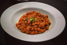Chana Masala in Fifteen Minutes