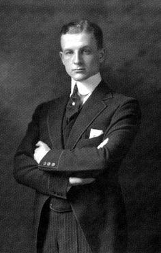 Sumner Welles (October 14, 1892 - September 24, 1961)
