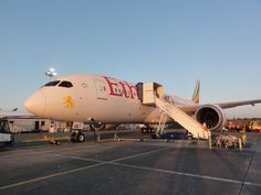 #Ethiopian Air to fly from L.A. to Dublin, Addis Ababa