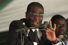 Mugabe labelled liberation war fighters as dissidents and threatened to deal with them the same as during