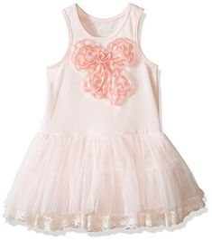 Voberry Kids Girls Big Bow Sleeveless Dresses Baby Princess Party Tutu Dresses