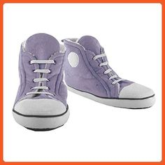 Lilac Ladies Hi-top Slippers - Slippers for women (*Amazon Partner-Link)