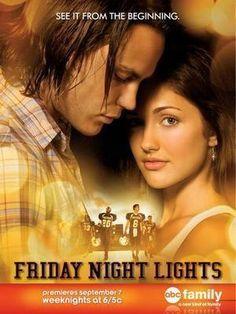 Friday Night Lights Poster Standup 4inx6in