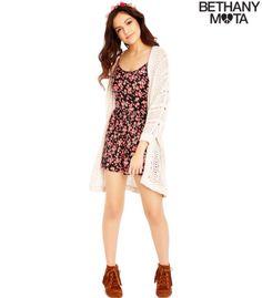 Bethany Mota clothing line. Perff♡