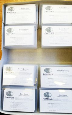 #Watfords leading #recruitment company Fasttrack got our #Fast #Cards!! Super speedy turnaround times! #Quality