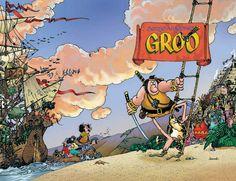 Sergio Aragones - Groo (1982)