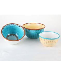 1000 images about paint your own pottery on pinterest for Sur la table mixing bowls