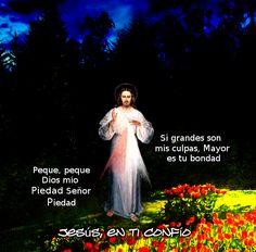 Divina Misericordia : cancion de arrepentimiento, Jesus misericordia