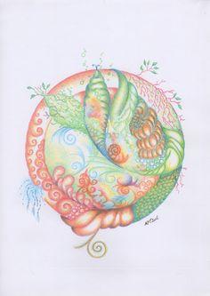 Mandala Atelier: Intuïtieve Mandala's tekenen