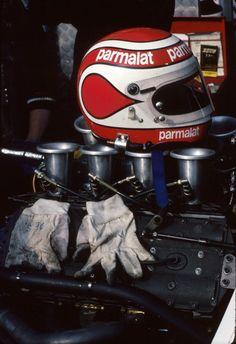 Os capacetes mais icônicos da F-1