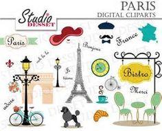 Paris France Clip Art - Bing Images