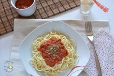 Deliciosa receta de Salsa de tomate casera de Disfrutando de la Cocina