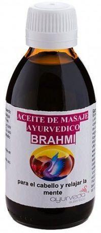 Ayurveda Aceite Brahmi Cuero Cabelludo 200ml