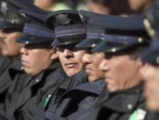 #DESTACADAS:  En México, cada policía debe cuidar a 373 personas - El Financiero