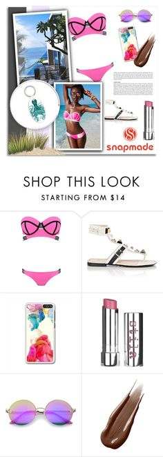 """Snapmade 4"" by melissa-de-souza ❤ liked on Polyvore featuring Boohoo, Fendi, Stila, ZeroUV, Hourglass Cosmetics, vintage and snapmade"