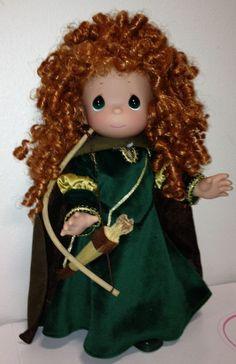 Precious Moments Disney Classic Merida 16 Doll