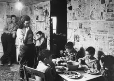 Poverty in Appalachia.    http://www.dailymail.co.uk/news/article-2271185/Desperate-pictures-rural-America-1930s-style-depression-actually-lasted-SIXTIES.html