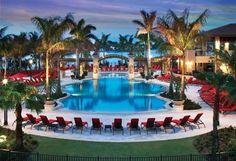 PGA National Resort and Spa I  Love the salt water pool.
