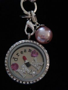 Giveaway!  Enter to win a large locket!  www.facebook.com/mandyasherorigamiowl    Mary Kay, Dream, Shop