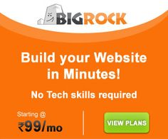 #Bigrock Flat 40% off on Web Hosting for 2 years Discount Coupon till 2 March 2014