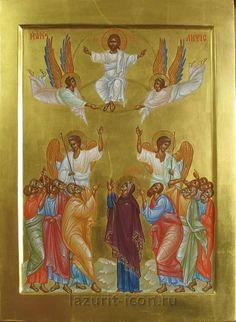 Orthodox Icons, Trust God, Jesus Christ, Joseph, Spirit, Faith, Painting, Image, Angels