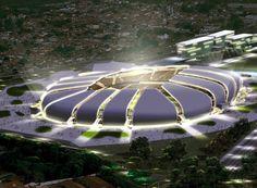 Arena das Dunas, Lagoa Nova, Brazil