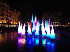 Fêtes des Lumières 2012 Lyon