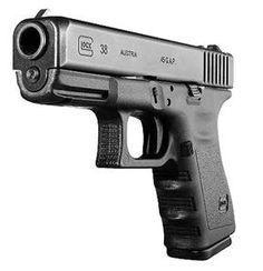 Glock Glock Glock 38 Pistol, PI38502,