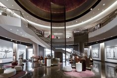 """QELA Boutique, Doha - Qatar - dpa lighting consultants - """"Right Light, Right Place, Right Time"""" ™"""