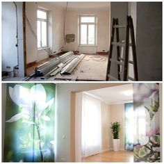 BEFORE - AFTER  Business Feng Shui by www.apprico.de #fengshui #businessfengshui