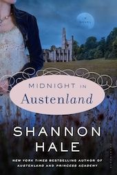 Pre-ordered and read in a day!! Please a third? Dusk in Austenland? Mid-afternoon, Early-morning? I could go all day