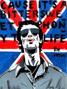 the verve - some of my best times if life were spent with this song in the background.  :)