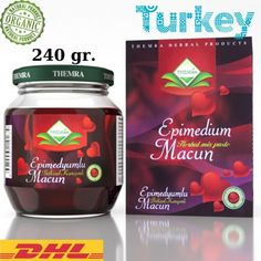 New Themra Epimedium Horny Goat Weed Herbal Aphrodisiac Paste 240 gr Halal Save this photo on your board if you ❤️ it. Epimedium Macun, Irregular Heartbeat, Herbal Extracts, Health Advice, Brand Names, Goats, Herbalism, How To Find Out