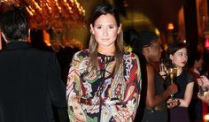 EXCLUSIVE: Danielle Bernstein Taps Into Nightlife - http://chicdfr.co/1Km5FII