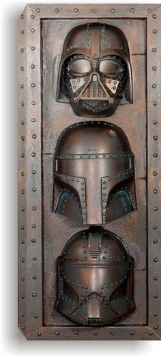 I'm thinking my Star Wars kitchen idea may have to have a dash of steampunk thrown in.