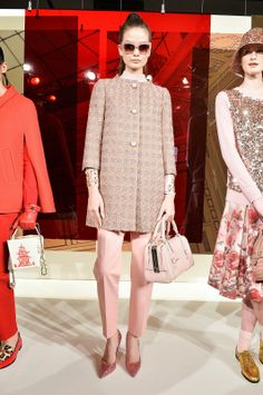 Mis Queridas Fashionistas: Kate Spade New York Fall/Winter 2014-15 (New York Fashion Week)