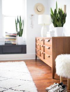 8 Stylish Ways to Make Your Bedroom a Chic Getaway via PureWow