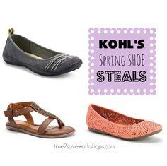 *HOT* Kohl's Shoe De