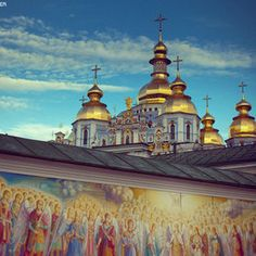 Art St. Michaels Kiev Ukraine