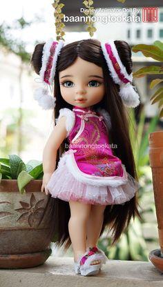 Disney Animator Doll, Disney Dolls, Aston Drake, Doll Repaint, Pretty Dolls, Collector Dolls, Plushies, Baby Dolls, Doll Clothes