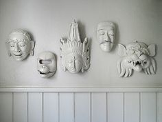 1000 Images About Decorating With Masks On Pinterest