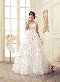 Свадебное платье. Kaplun