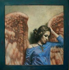Acclaimed artist donates major work to UK children's charity hamish blakely Bless The Child, Amazing Paintings, Silent Auction, Charity, Children, Artist, Artwork, God, Collection