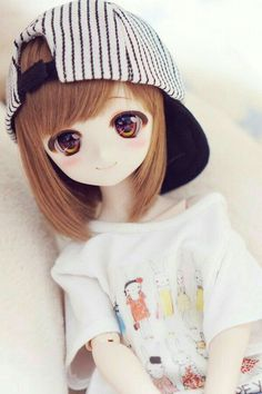 Another smart doll