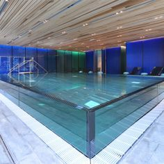 extraordinary indoor pool
